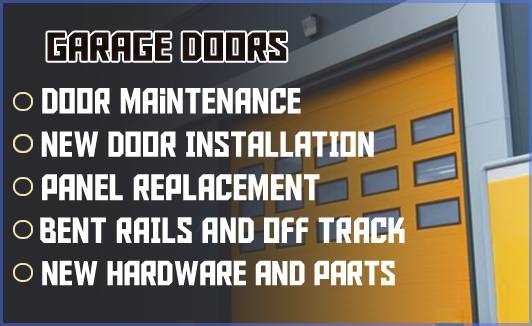 Garage Door Installation San Bernardino